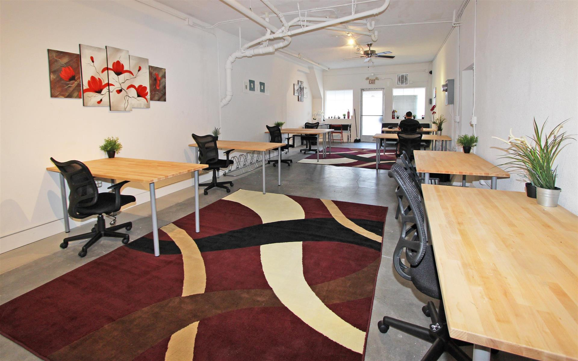 Latitude 38 Group - Office Space in the heart of the SOMA