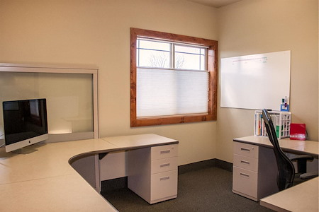 Riafox - Private Office with Window 2