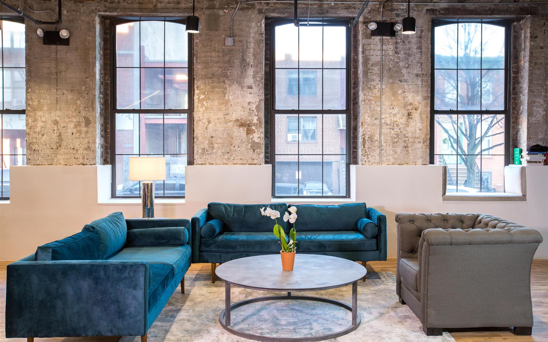 Bond Collective Gowanus - Coworking Desk Membership