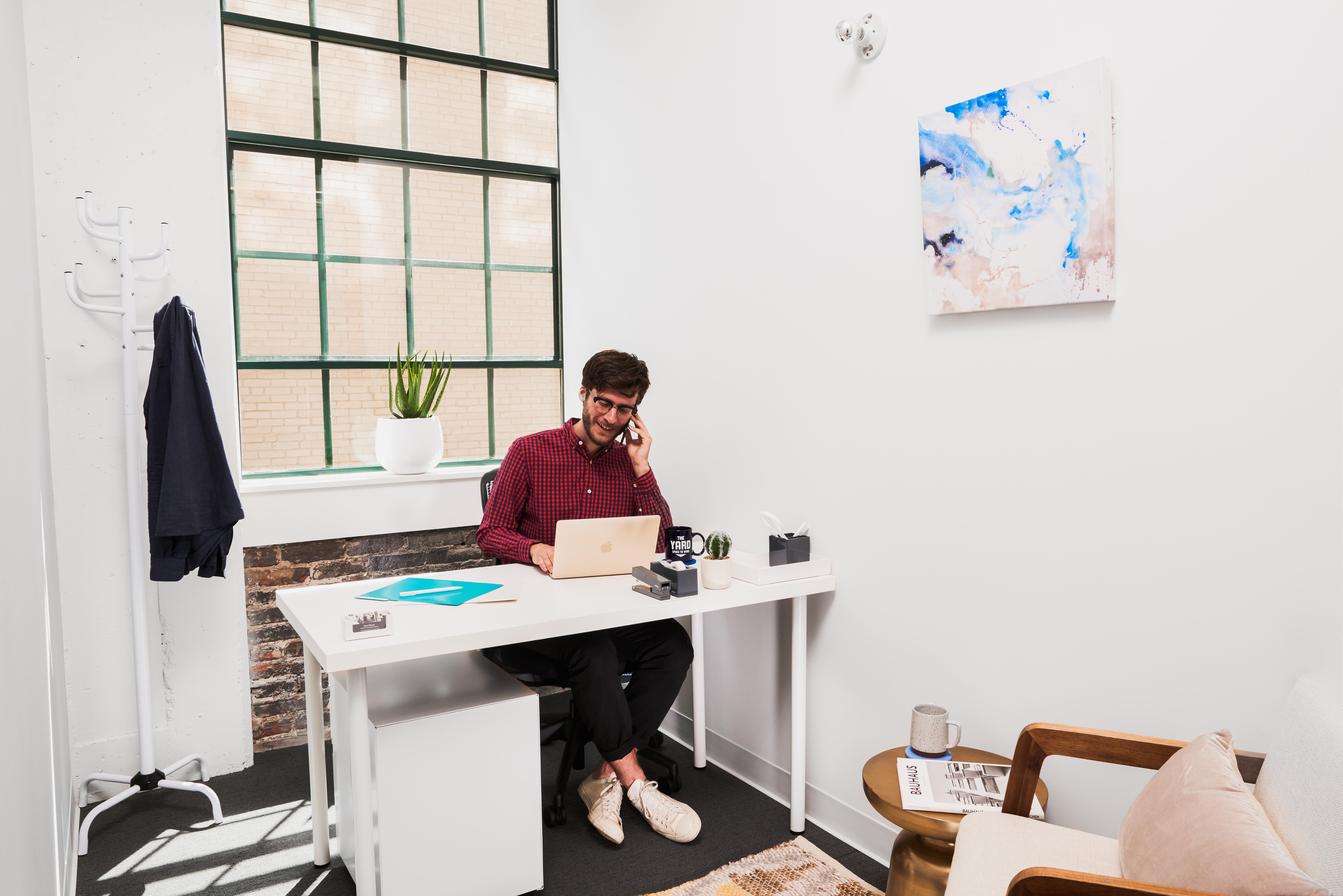The Yard: Eastern Market - 1 Person Private Office