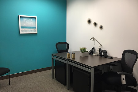 The Plaza - REGUS - Office 2