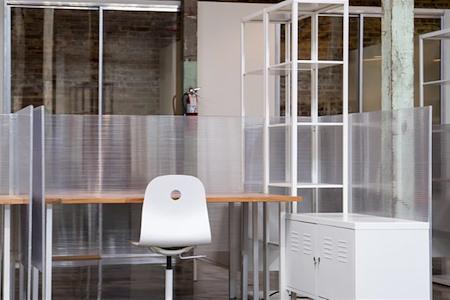 The Warehouse - Semi-Private Desk