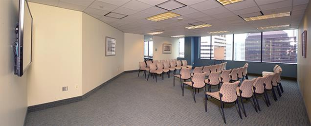 St. Paul Plaza Conference Center - The Chesapeake Room