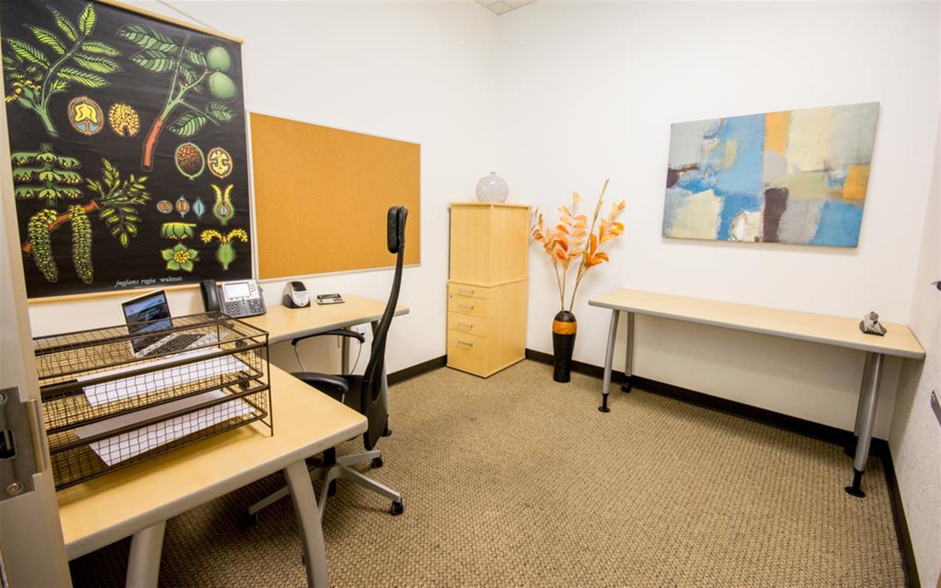 Innoworld - Inner Private Office
