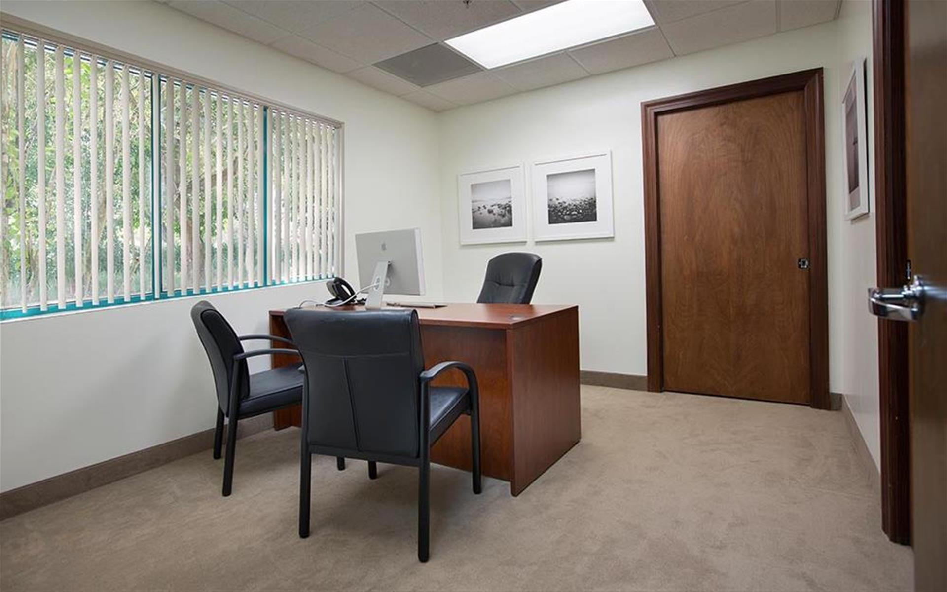 Lakeside Executive Suites - Window Office for 2 - 1st Month Free!