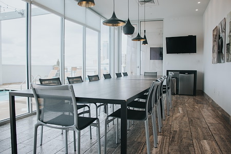 Forge - Rooftop Conference Room