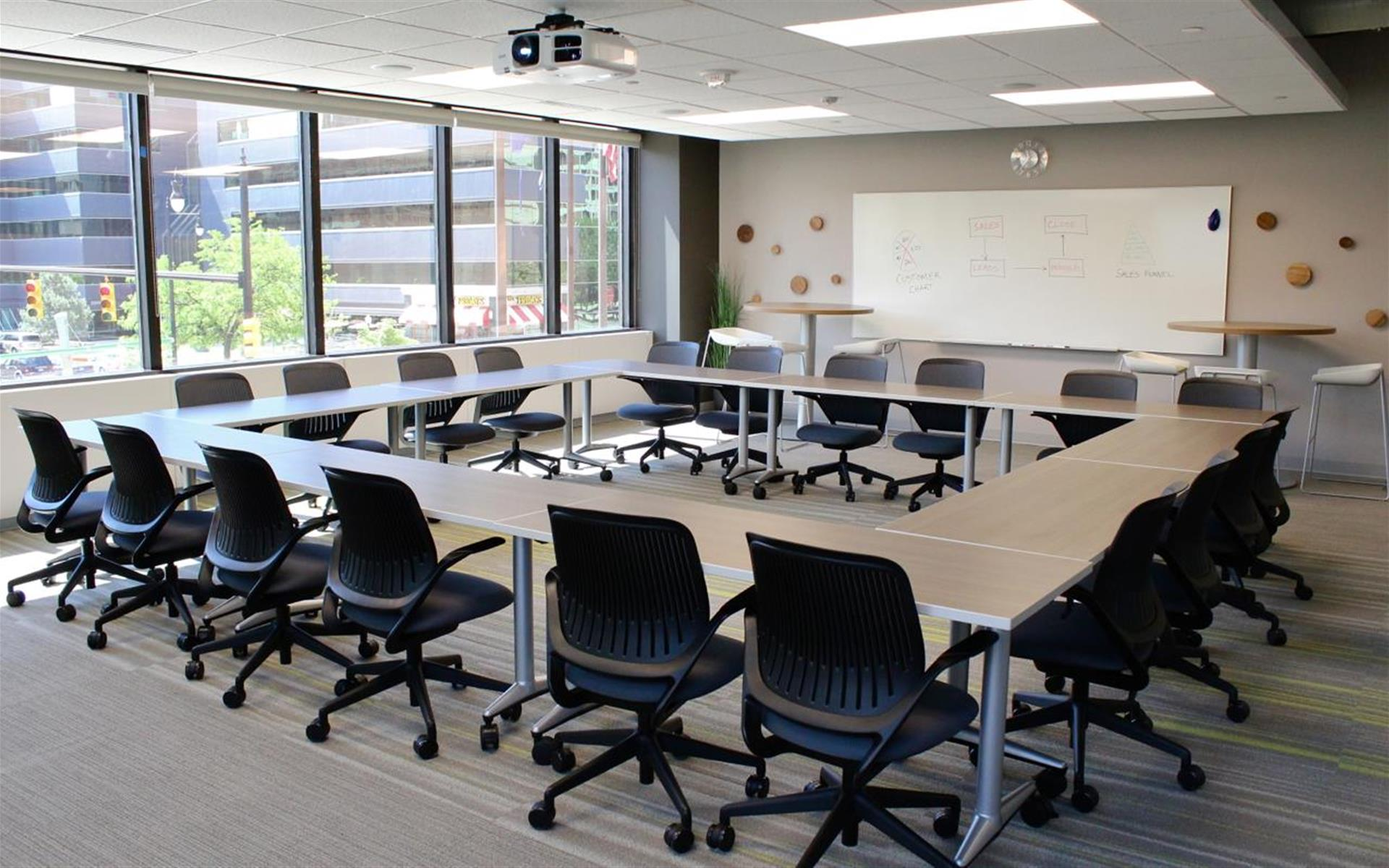 Worklab by Custer - The Summit Room