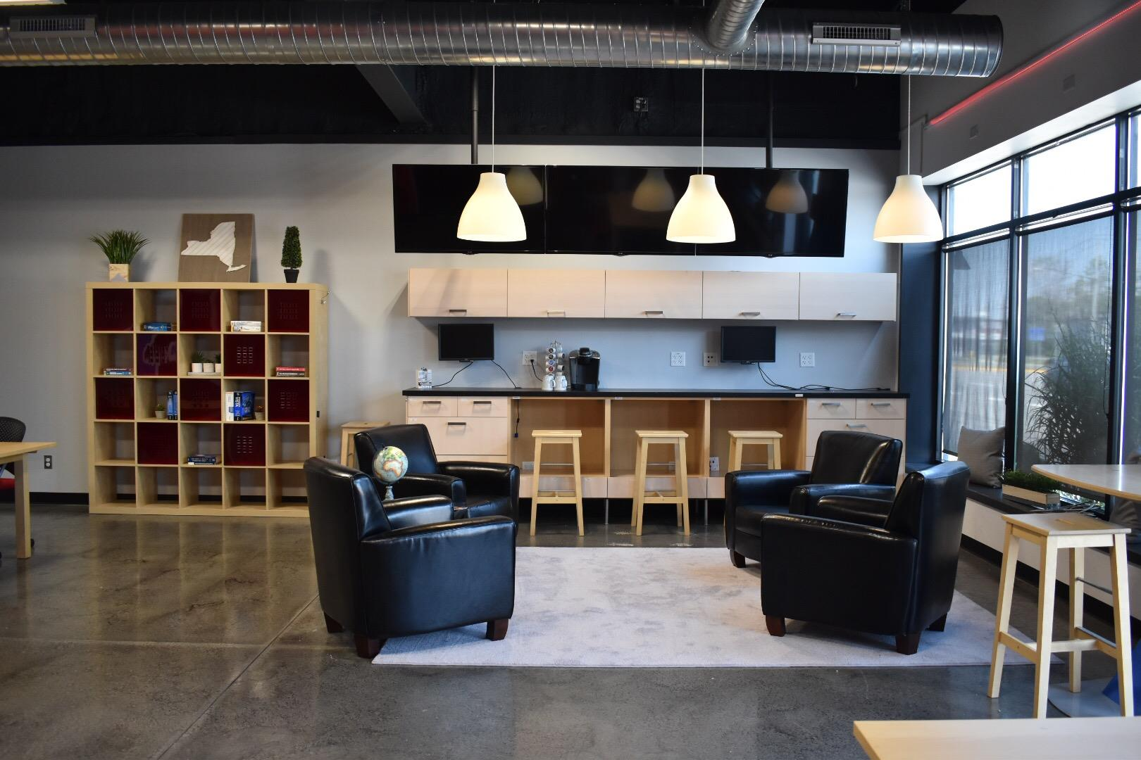 US itek, Inc. - Space to Rent - Shared Group Space