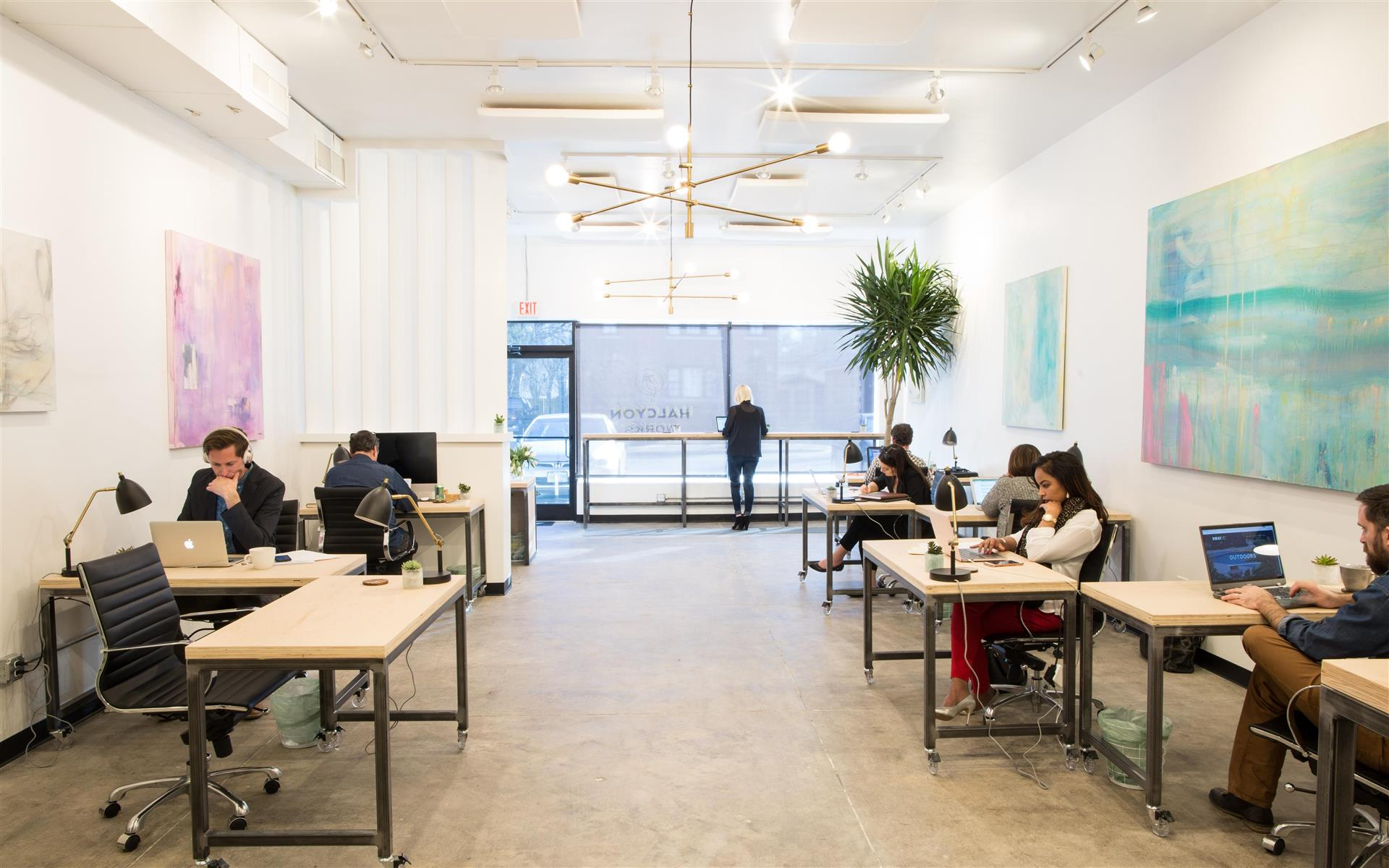 Halcyon Works - Coworking