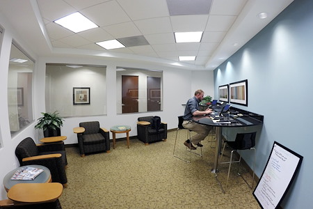 Metro Offices - Reston - Metro Member Lounge