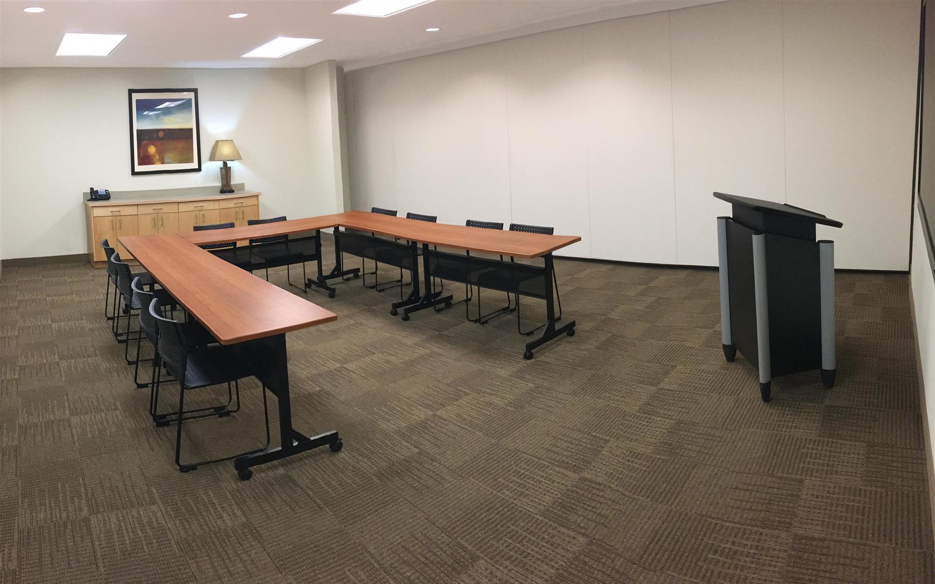 Metro Offices - Ballston - George Washington Training Room