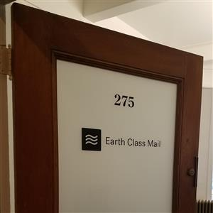 Logo of Earth Class Mail