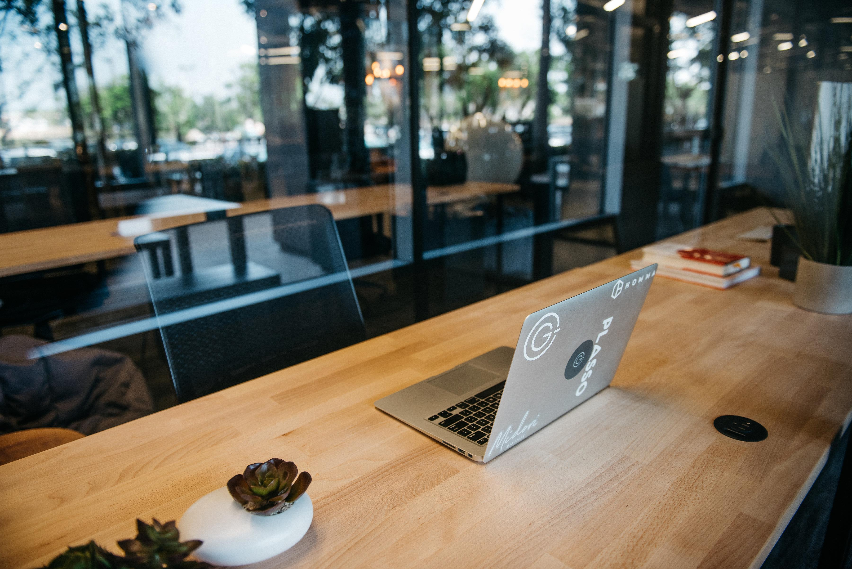 Carlsbad - CommonGrounds Workspace - 1 Person Semi Private Office