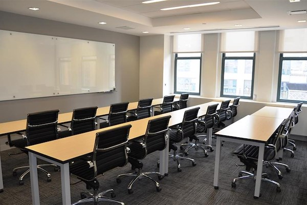 Private Meeting Room For At Corporate Suites Park Avenue - 16 person conference table