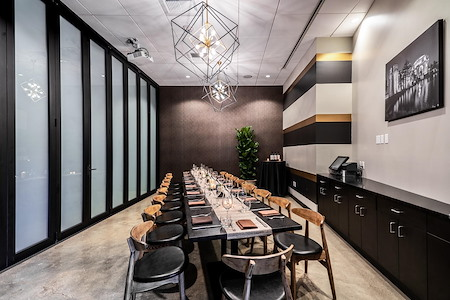 ALX by Alexander's Steakhouse - Private Room (GOLDEN GATE)