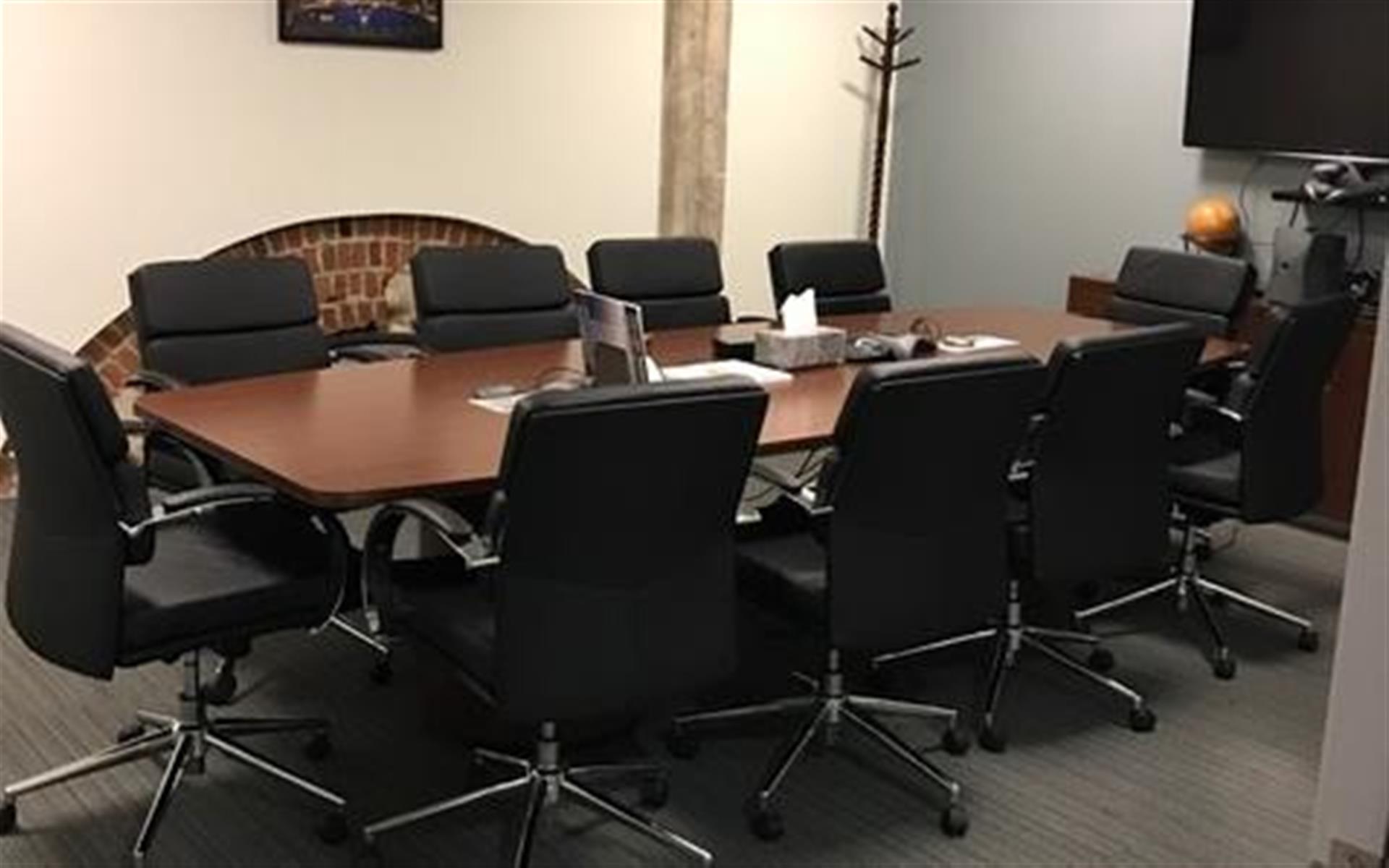 PacMutual Bldg. - First Legal Deposition - VTC Room