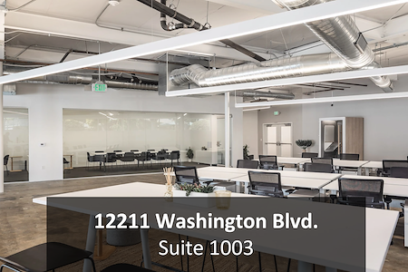 Knotel- 12211 Washington Blvd. - Suite 1003