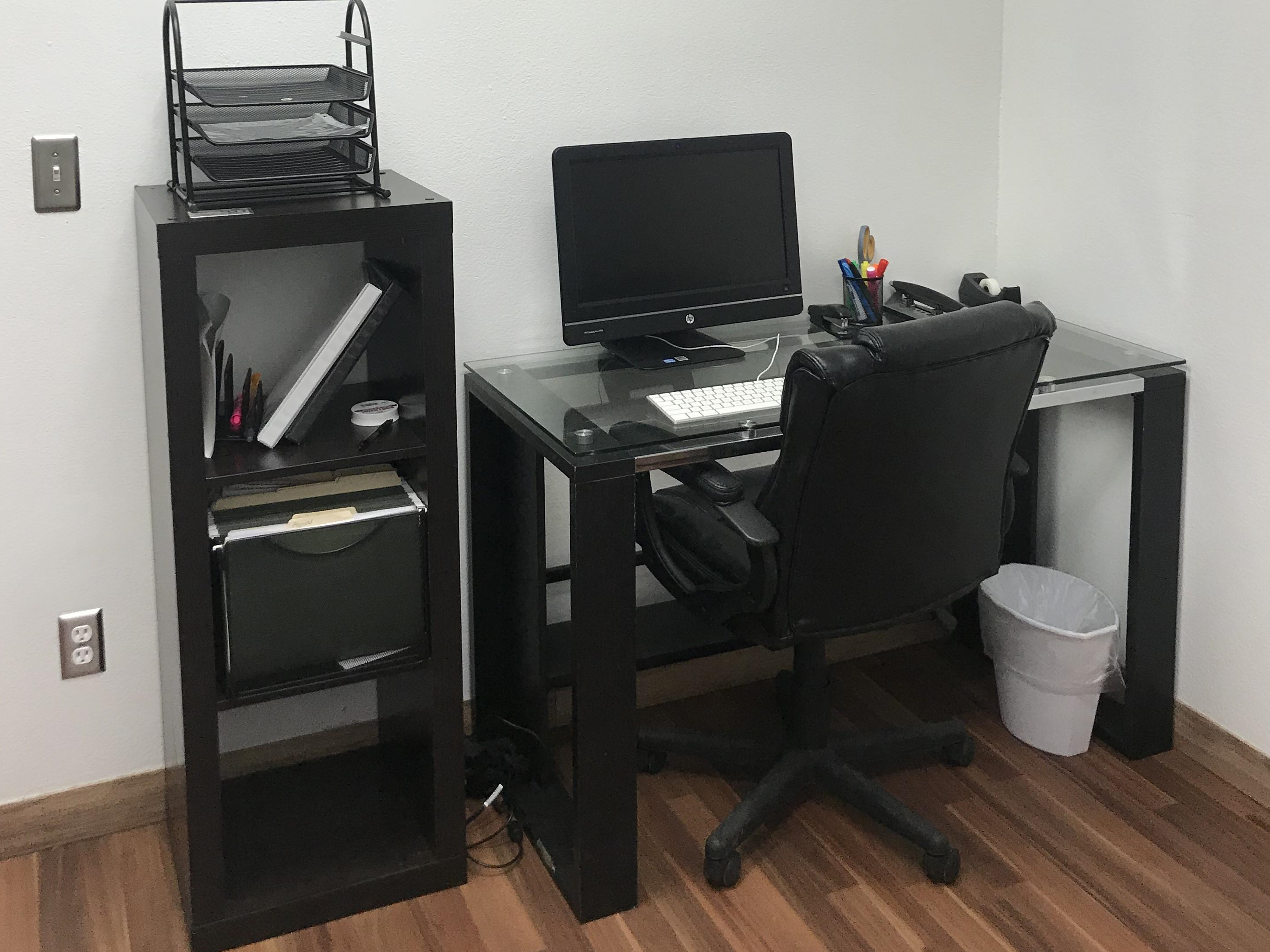 Nova Innovations - Office 2 Fully Furnished Desks