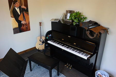 StudioK Music - StudioK Cottage #1 | 150 sq ft