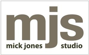 Logo of Mick Jones Studio