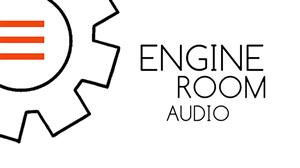 Logo of Engine Room Audio