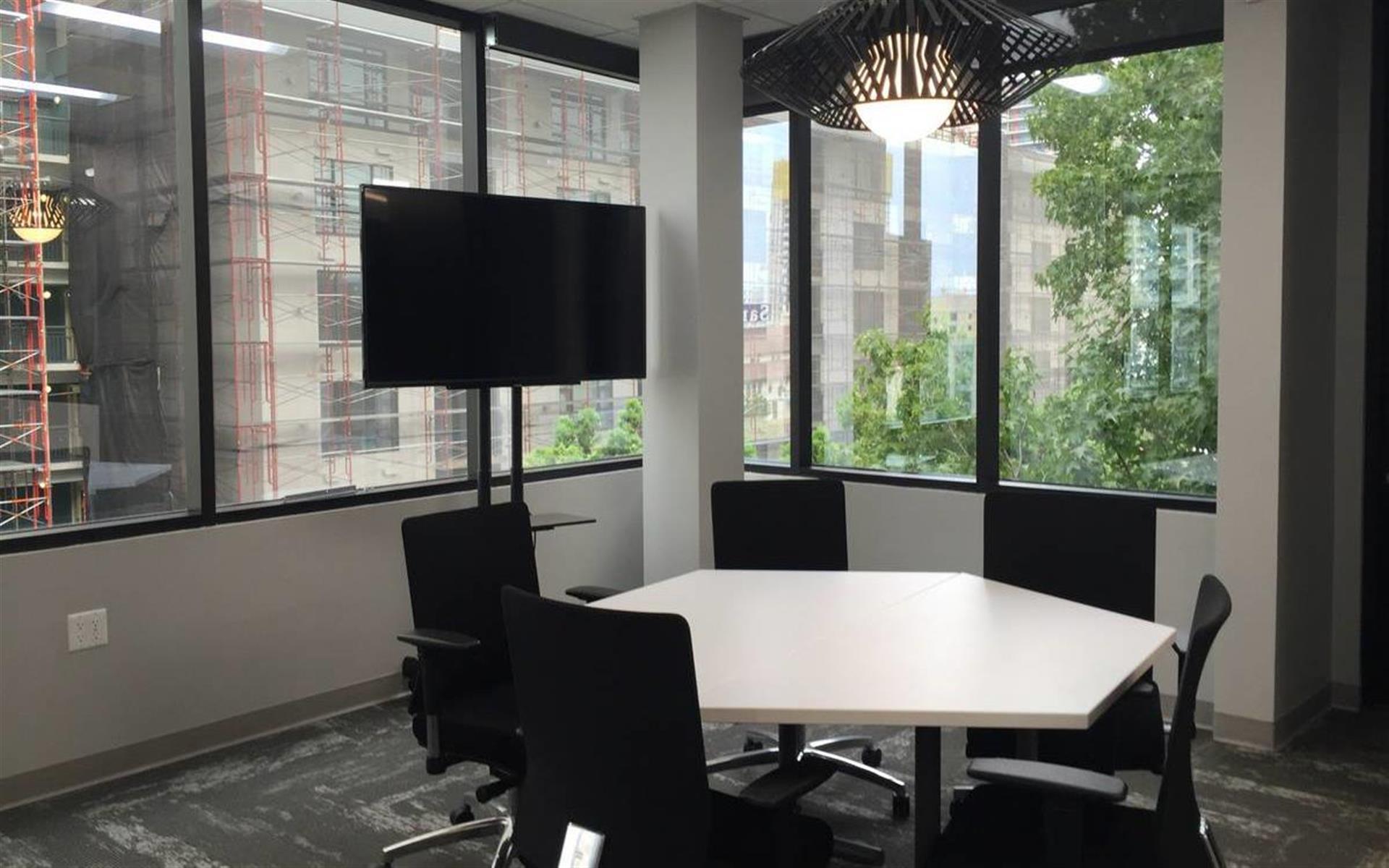 Downtown Works - Meeting Room 3