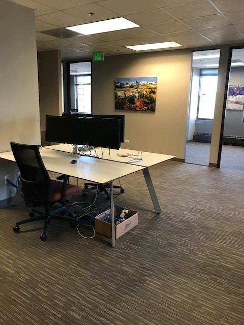 RedPoint Solutions, Inc. - Monthly desk rental