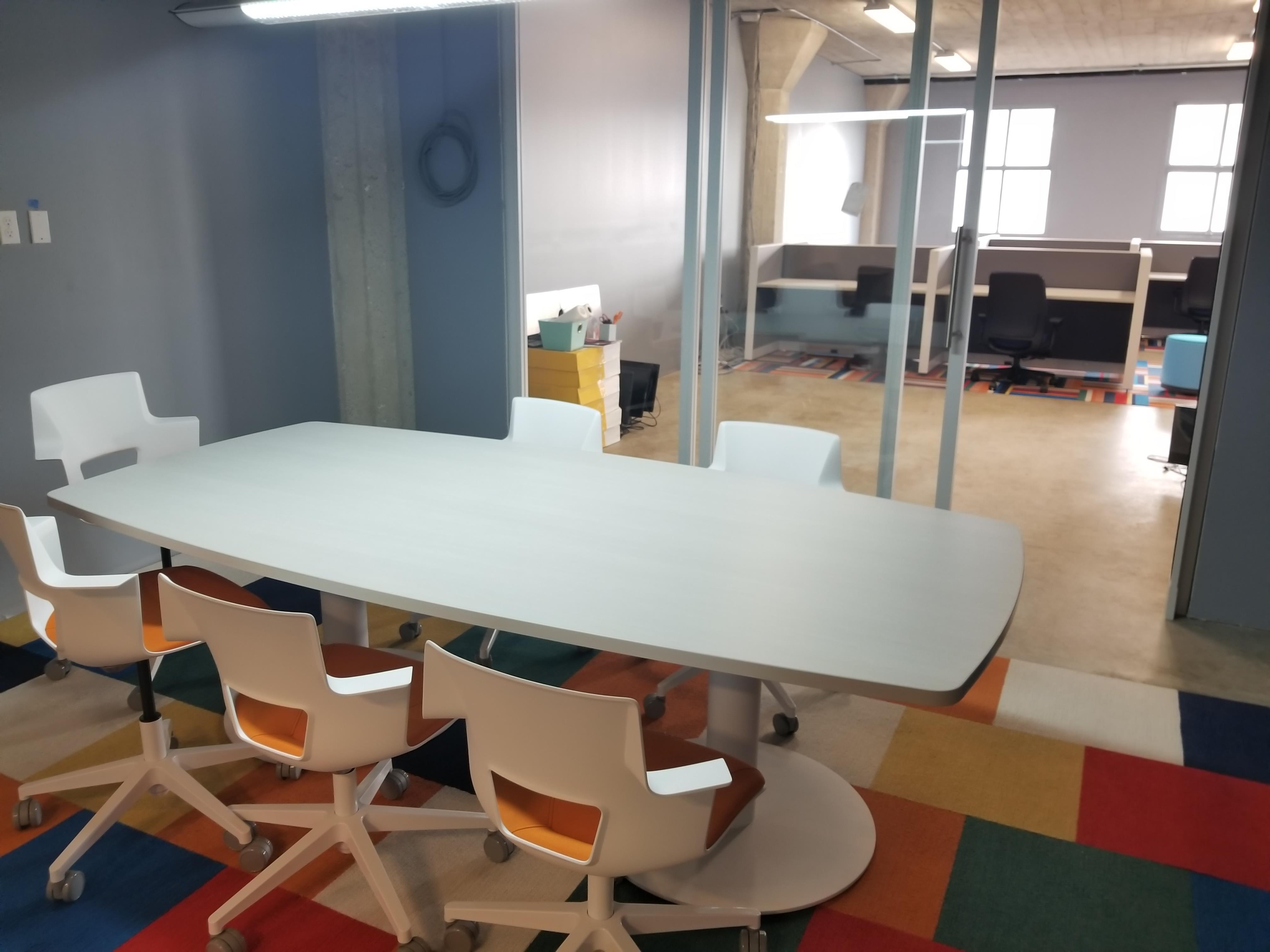 Industrial Office Space in Hip Downtown LA - Meeting Room 1