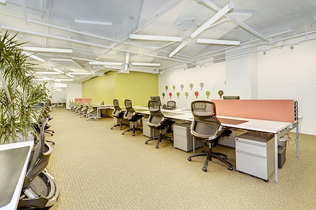 Carr Workplaces - Dupont - Dedicated Desk