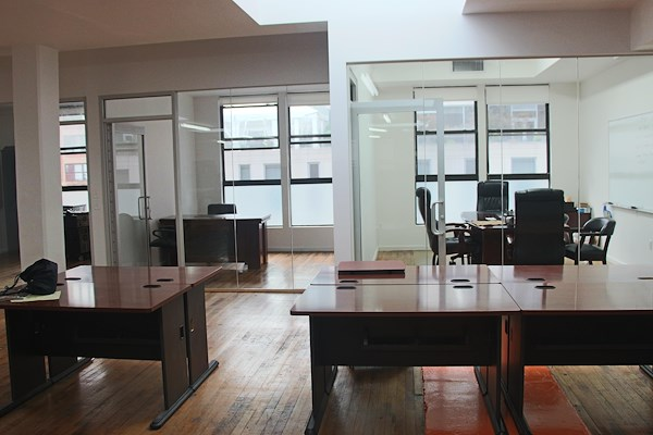 838 Sixth Avenue - Large Team Space w/private Offices