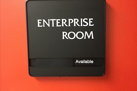 The Office Hang - Enterprise Room