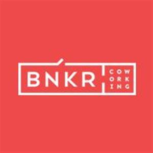 Logo of BNKR coworking