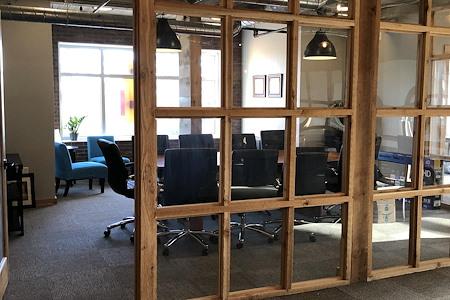 Work Webb Melbourne - Meeting Room 3