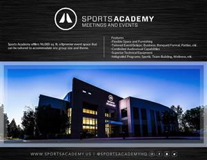 Logo of Sports Academy