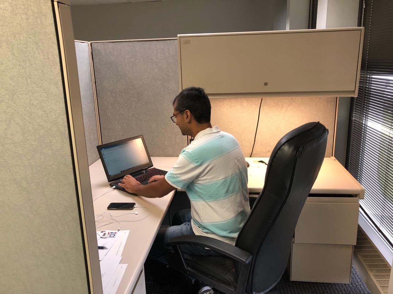 PrideVel Consulting, LLC - Open Desk 1