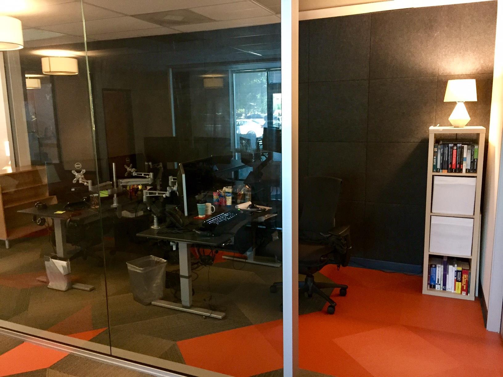 RICO - Dedicated Desk
