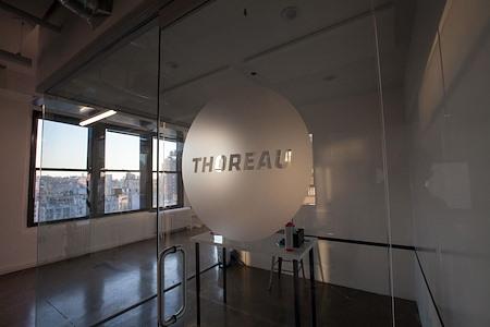 Philosophie - Thoreau - Project Room