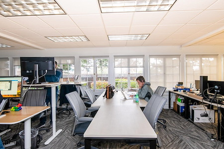 The Quarry by Heroic Ventures - Open Office for Six