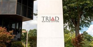 Logo of Triad Business Centers