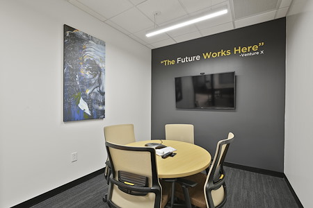Venture X   Dallas by the Galleria - Small Meeting Room