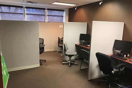 Maryland Global Training Center - Open Desk 4
