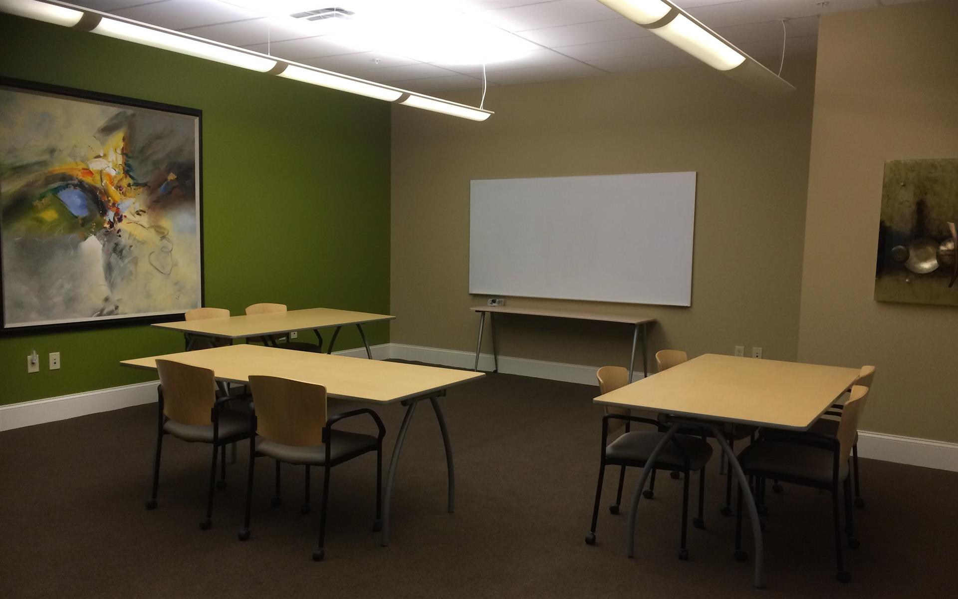 C Suites Executive Offices - Innovations Room