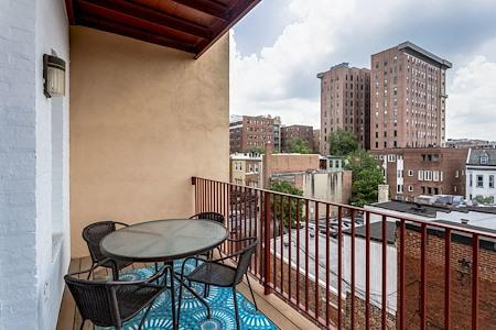 Dupont Circle Business Incubator (DCBI) - Balcony Suite 317