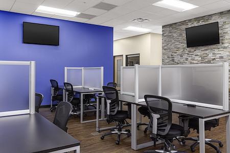 T-Werx Coworking and Entrepreneur Center - Four Points - Hot Desk (Multiple Available)