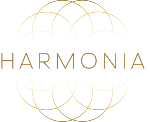 Logo of Harmonia- Work+ play Collective