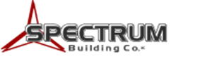 Logo of Spectrum Building Company Inc.