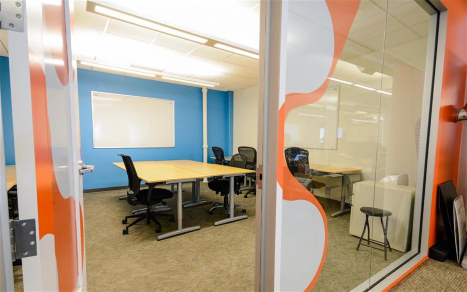 SOMAcentral   San Francisco (Townsend) - Team Space for 10