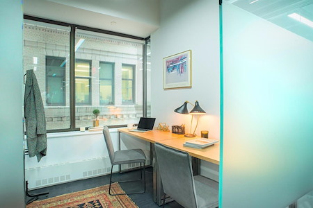 Bond Collective 55 Broadway - Unit 311 | 1-desk w/ window
