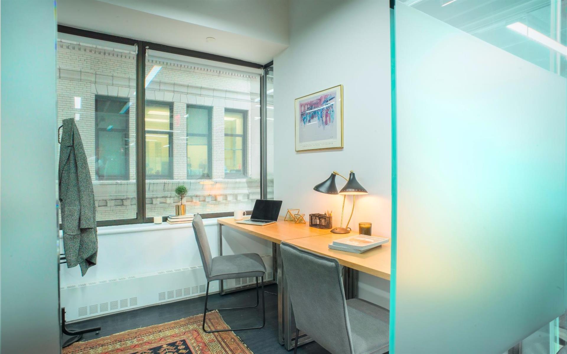 Bond Collective 55 Broadway - Unit 311 | 1-desk w/ window