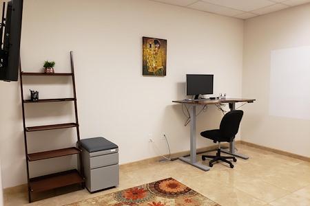 Ultius - Dedicated Desk 1